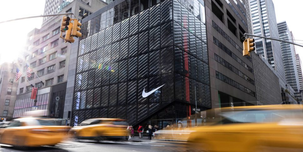 Nike NYC, House of Innovation
